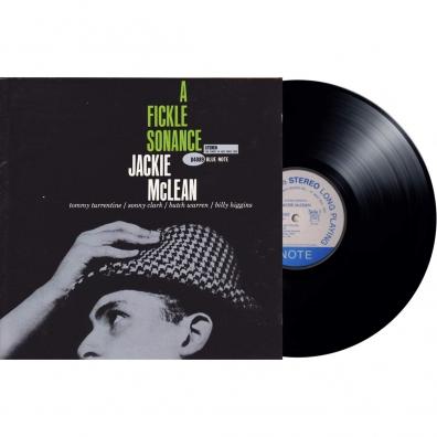 Jackie McLean (Джеки МакЛин): A Fickle Sonance