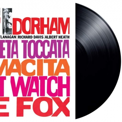 Kenny Dorham (Кенни Дорман): Trompeta Toccata