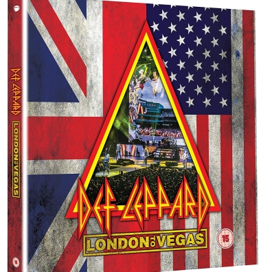 Def Leppard (Деф Лепард): London To Vegas