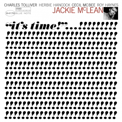 Jackie McLean (Джеки МакЛин): It's Time