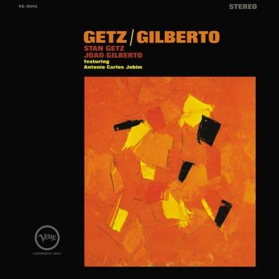 Stan Getz (Стэн Гетц): Getz/Gilberto