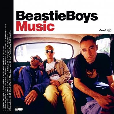 Beastie Boys (Бисти Бойс): Beastie Boys Music