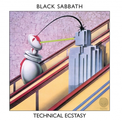 Black Sabbath (Блэк Саббат): Technical Ecstacy