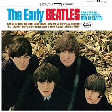 The Beatles (Битлз): The Early Beatles