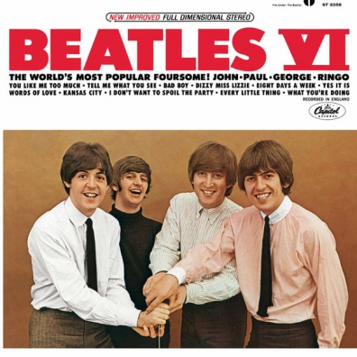 The Beatles (Битлз): Beatles VI