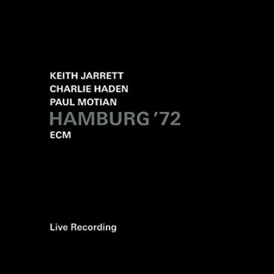 Keith Jarrett (Кит Джарретт): Jarrett&Haden&Motian: Hamburg '72