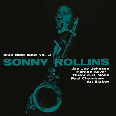 Sonny Rollins (Сонни Роллинз): Volume 2