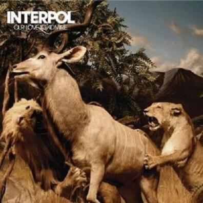 Interpol (Интерпол): Our Love To Admire