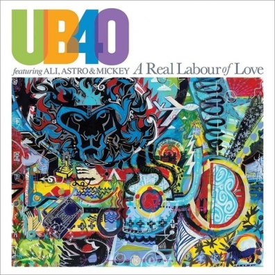 UB40 (Ю Би Фоти): A Real Labour Of Love