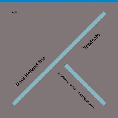 Dave Holland Trio (Дейв Холланд Трио): Triplicate