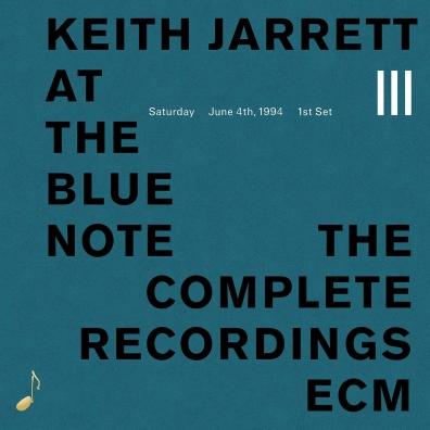 Keith Jarrett (Кит Джарретт): At The Blue Note, 3Rd Cd