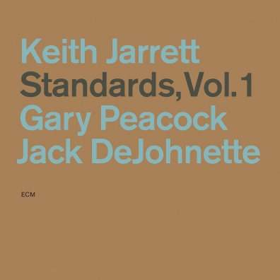 Keith Jarrett (Кит Джарретт): Keith Jarrett: Standards Vol. 1