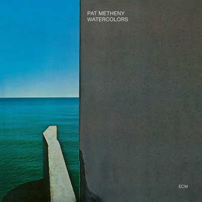 Pat Metheny (Пэт Метени): Watercolors