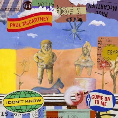 Paul McCartney (Пол Маккартни): I Don't Know/ Come On To Me
