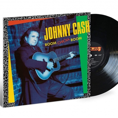 Johnny Cash (Джонни Кэш): Boom Chicka Boom