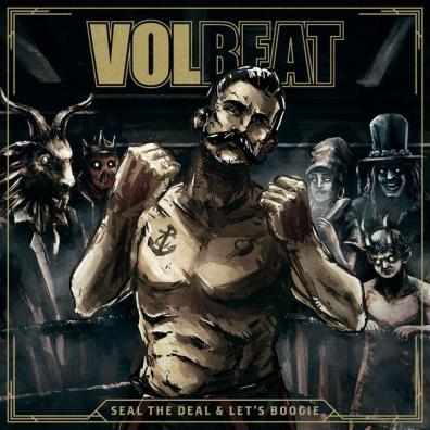 Volbeat (Волбит): Let's Boogie!
