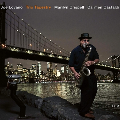 Joe Lovano (Джо Ловано): Trio Tapestry