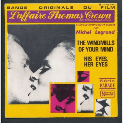Michel Legrand (Мишель Легран): The Thomas Crown Affair