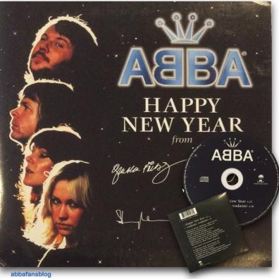 ABBA (АББА): Happy New Year