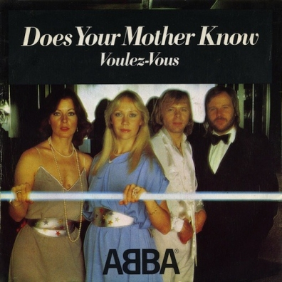 ABBA (АББА): Does Your Mother Know