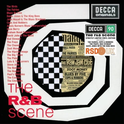 The R&B Scene (RSD2019)