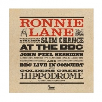 Ronnie Lane And Slim Chance: At The BBC (RSD2019)
