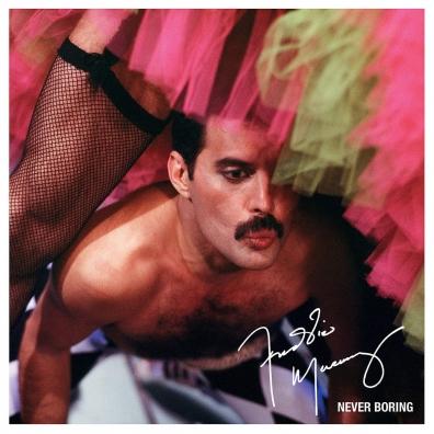 Freddie Mercury (Фредди Меркьюри): Never Boring