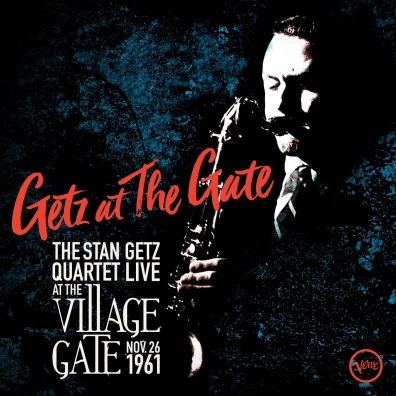 Stan Getz (Стэн Гетц): Getz At The Gate