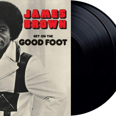 James Brown (Джеймс Браун): Get On The Good Foot
