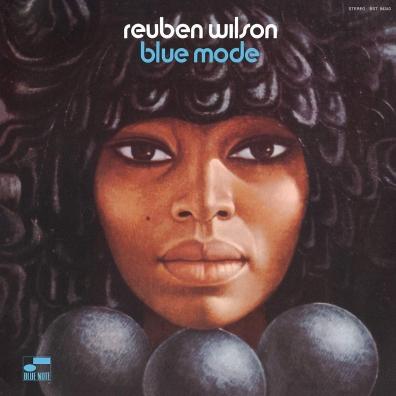 Reuben Wilson (Рубен Уилсон): Blue Mode