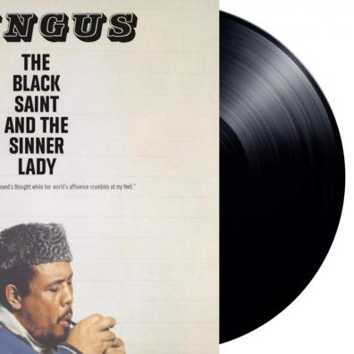 Charles Mingus (Чарльз Мингус): The Black Saint And The Sinner Lady