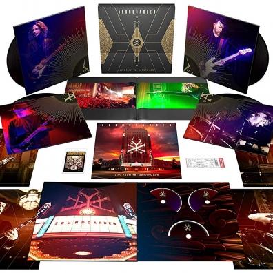Soundgarden (Соундгарден): Live At The Artists Den