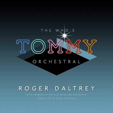 """Roger Daltrey (Роджер Долтри): The Who's """"Tommy"""" Classical"""
