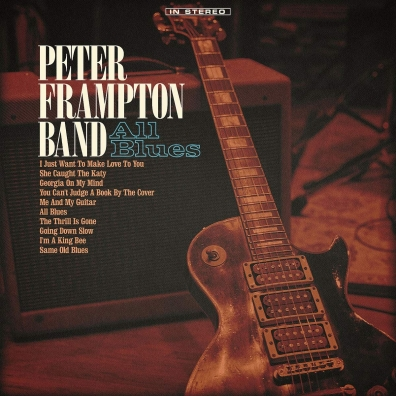 Peter Frampton Band: All Blues