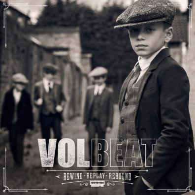 Volbeat (Волбит): Rewind, Replay, Rebound