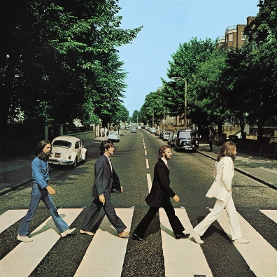 The Beatles (Битлз): Abbey Road