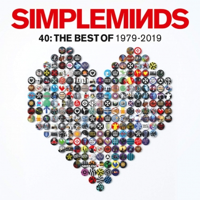 Simple Minds (Симпл Майндс): Forty: The Best Of Simple Minds 1979 - 2019