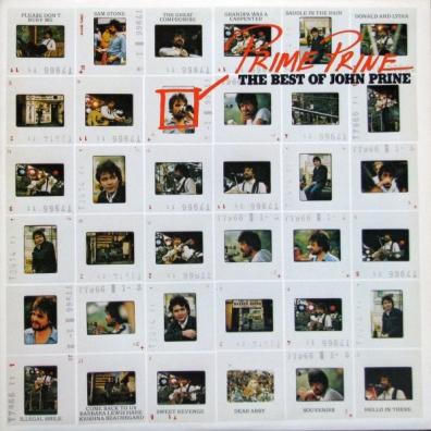 John Prine: Prime Prine: The Best Of John Prine