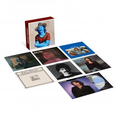 John Prine: Crooked Piece Of Time: The Atlantic & Asylum Albums (1971-1980)