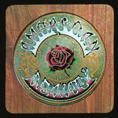 Grateful Dead (Грейтфул Дед): American Beauty (50Th Anniversary)
