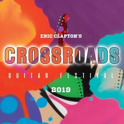 Eric Clapton (Эрик Клэптон): Eric Clapton's Crossroads Guitar Festival 2019