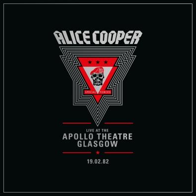 Alice Cooper (Элис Купер): Live From The Apollo Theatre Glasgow Feb 19.1982 (RSD2020)