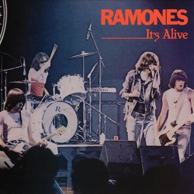 Ramones (Рамоунз): It'S Alive (40Th Anniversary)