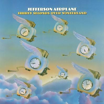 Jefferson Airplane (Джефферсон Аэроплан): Thirty Seconds Over Winterland