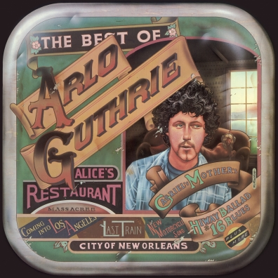 Arlo Guthrie (Арло Гатри): The Best Of