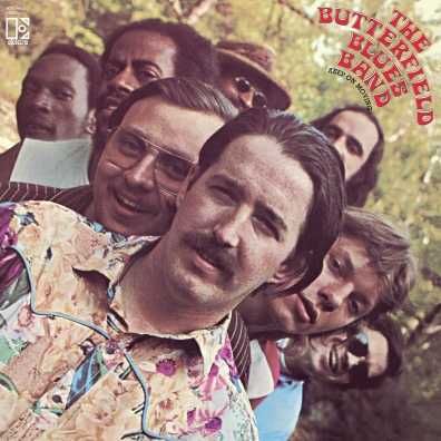 The Butterfield Blues Band: Keep On Moving