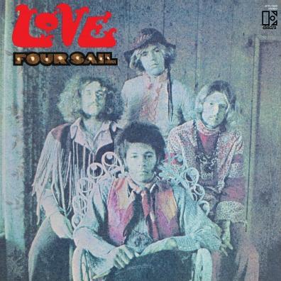 Love (Зе Лав): Four Sail