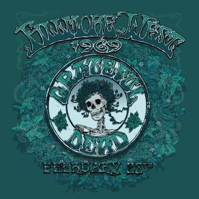 Grateful Dead (Грейтфул Дед): Fillmore West, San Francisco, CA 2/28/69