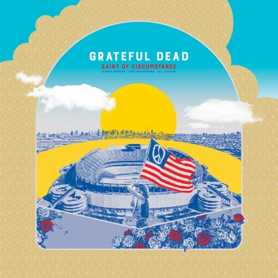 Grateful Dead (Грейтфул Дед): Giants Stadium 6/17/19