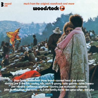 Woodstock: Music From The Original Soundtrack And More, Vol. 1 (RSD2019)